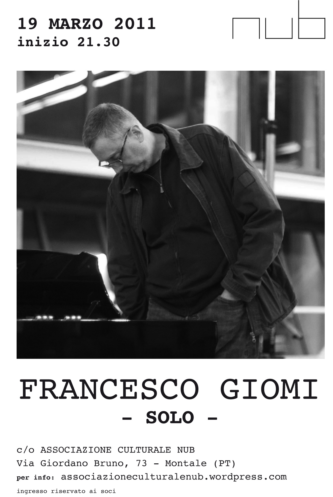 FRANCESCO GIOMI | 19.03.2011