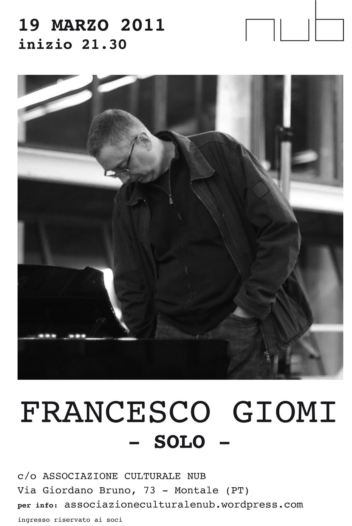FRANCESCO GIOMI   19.03.2011