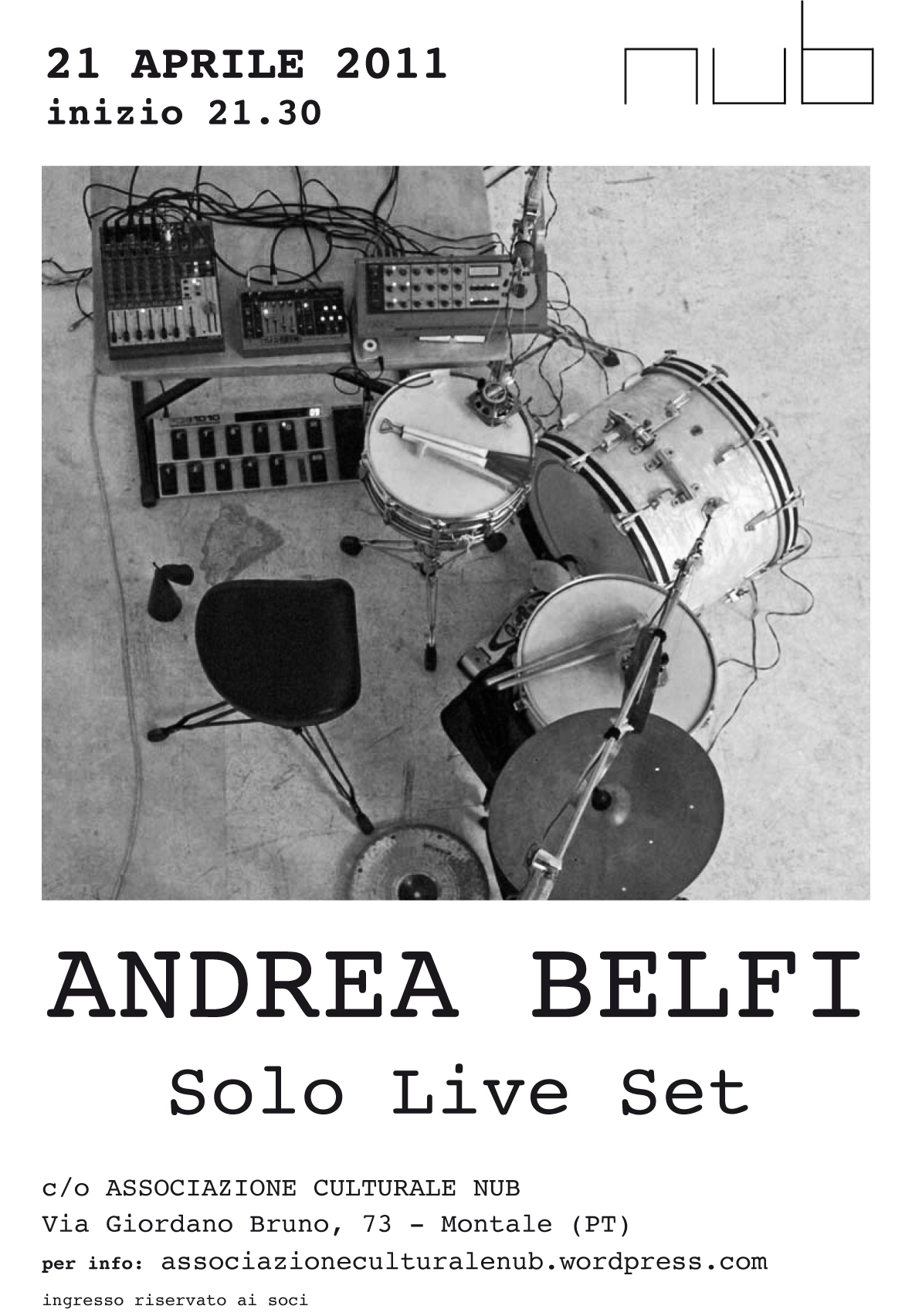 ANDREA BELFI | 21.04.2011