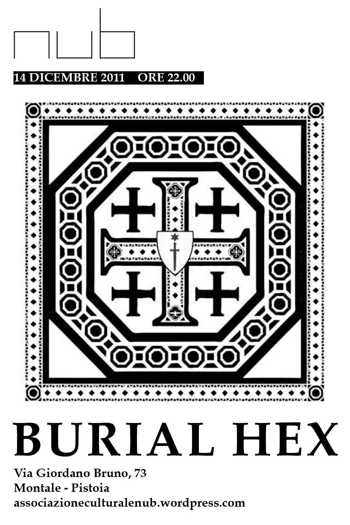 BURIAL HEX | 14.12.2011
