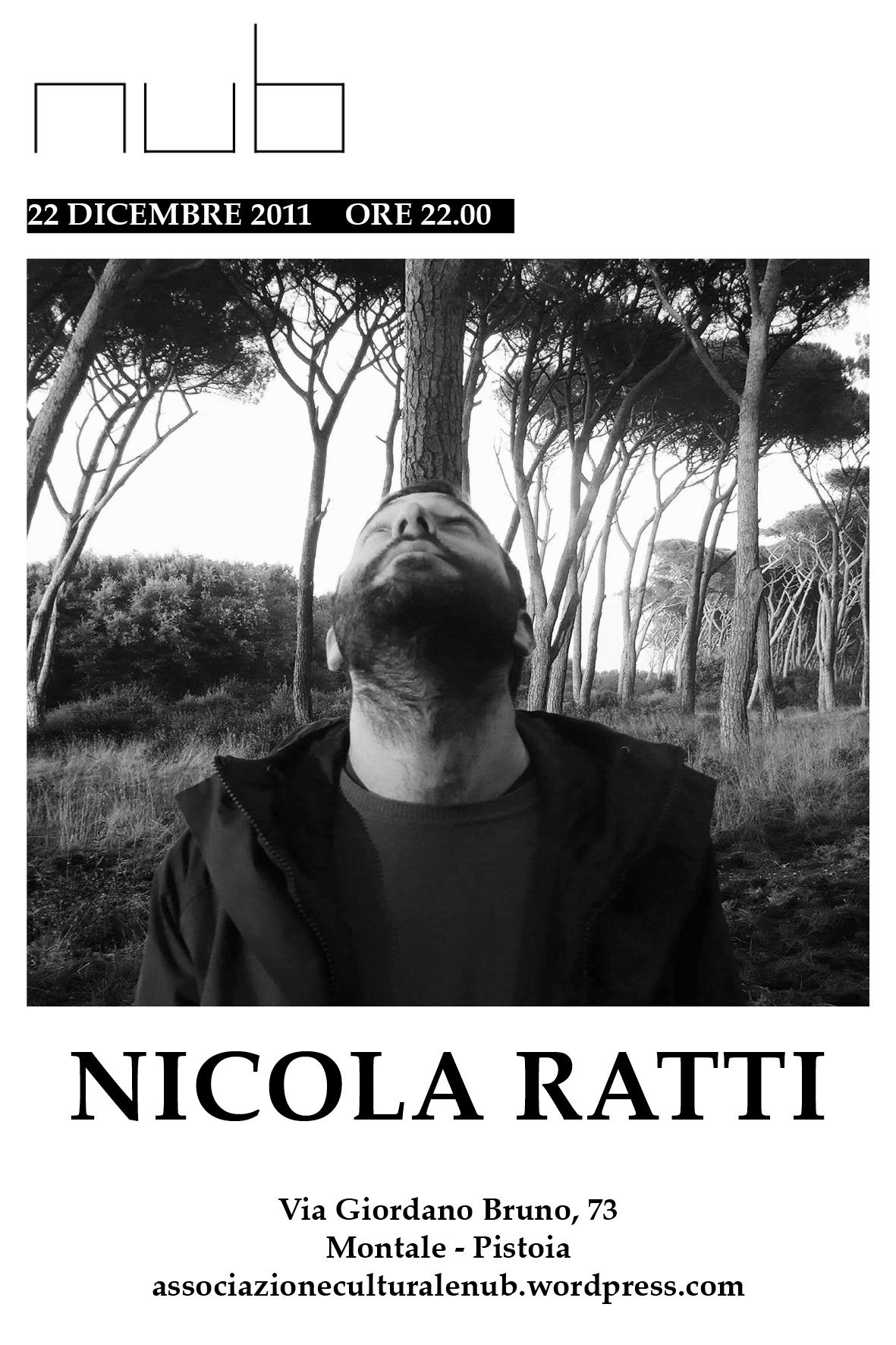 NICOLA RATTI | 22.12.2011