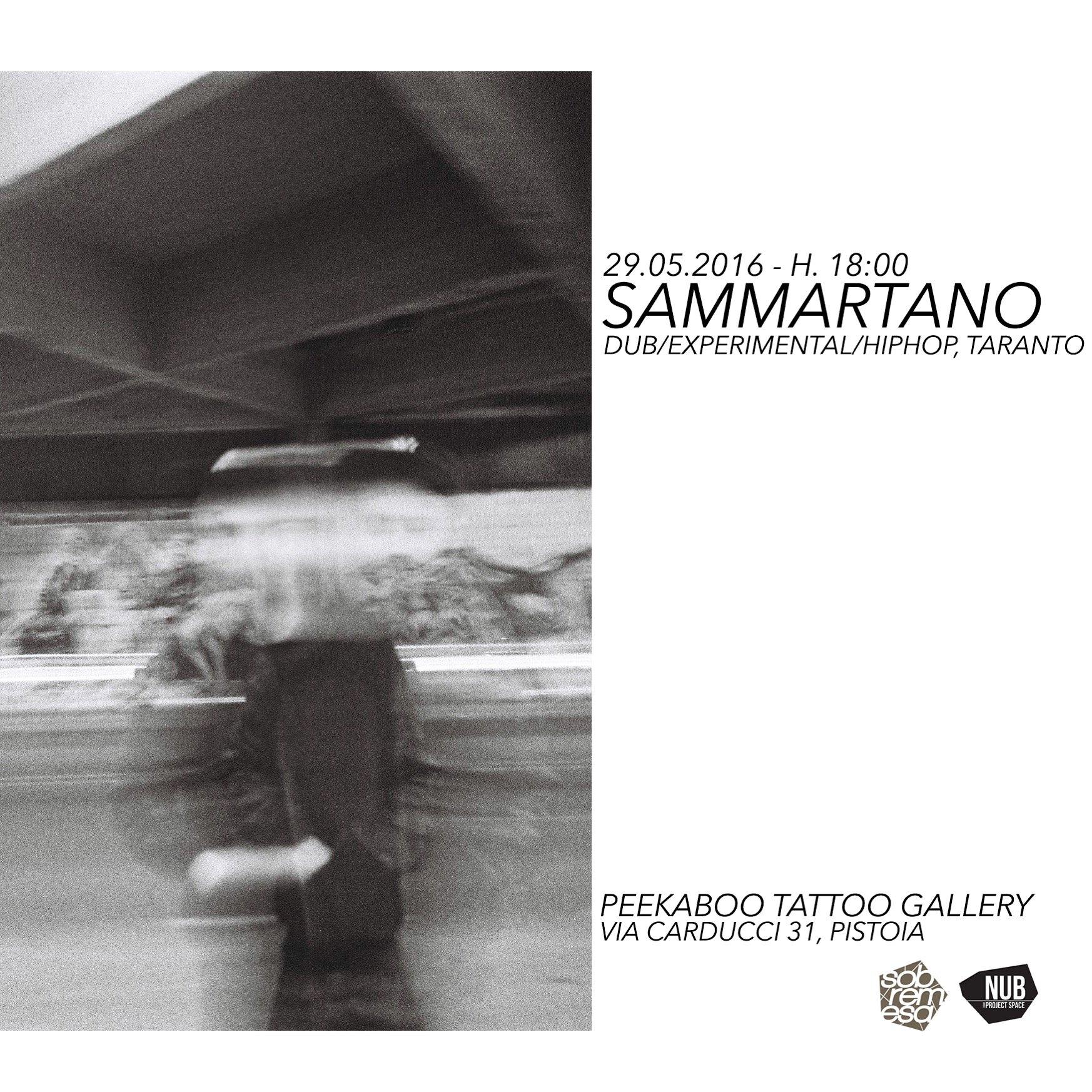 SAMMARTANO | 29.05.2016