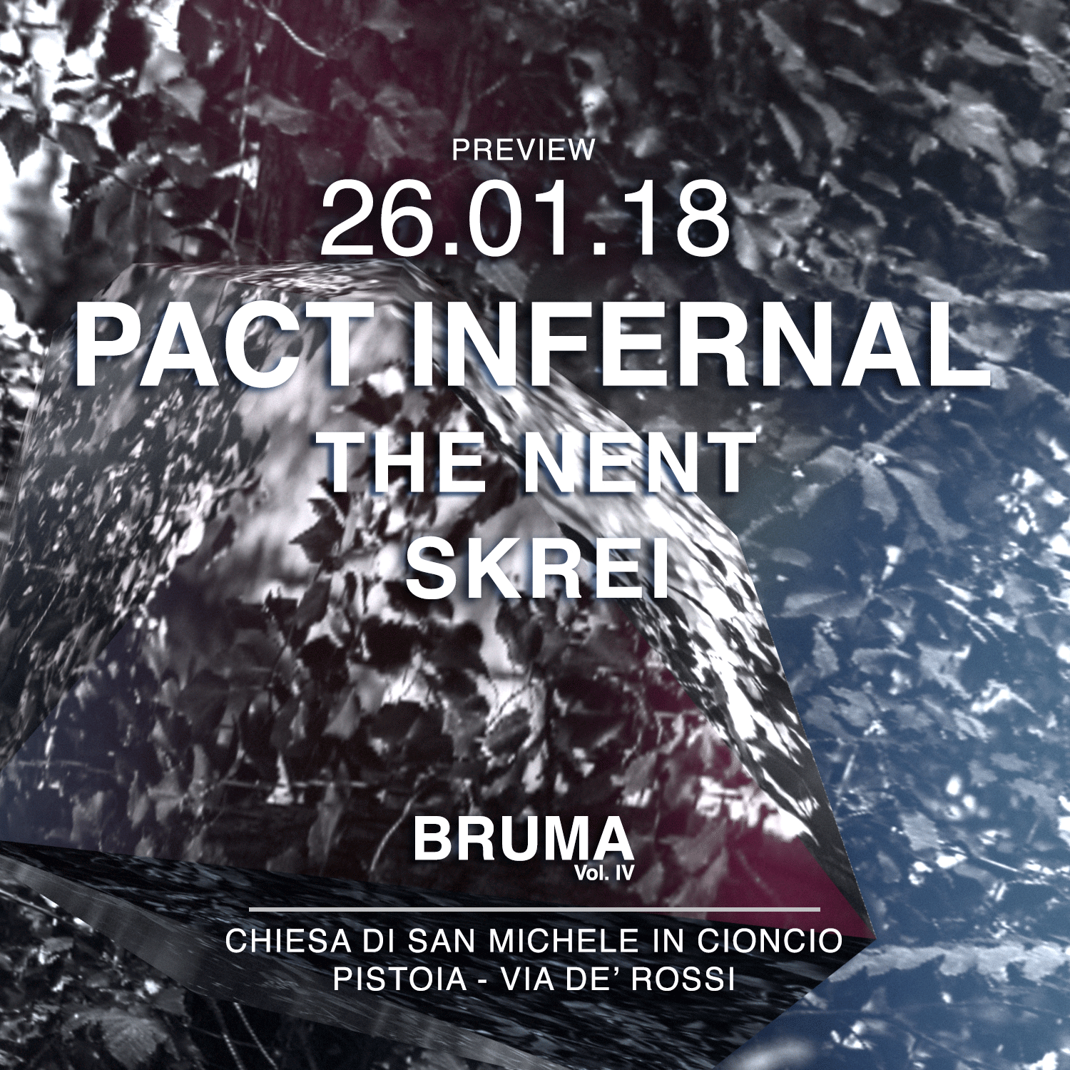 PACT INFERNAL | THE NENT | SKREI