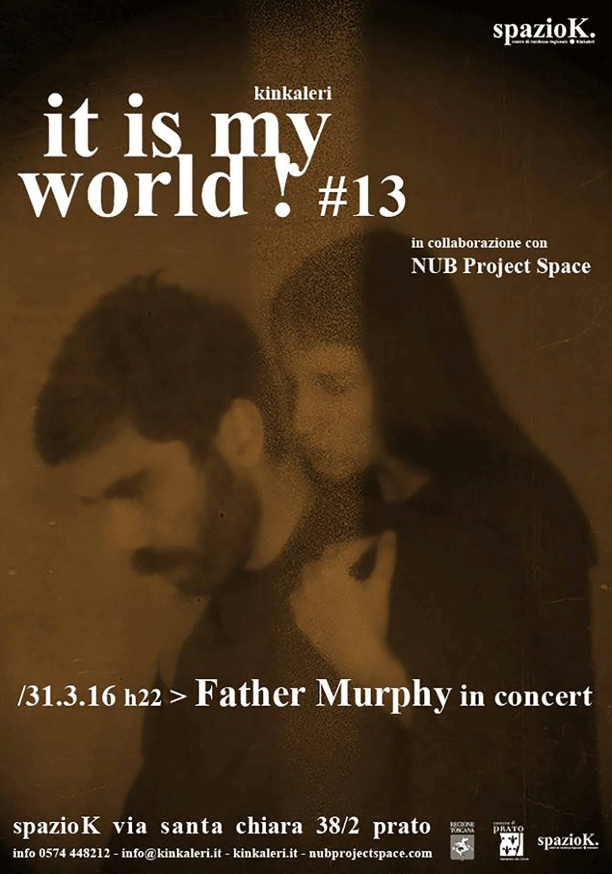 IS IT MY WORLD? #13 | FATHER MURPHY
